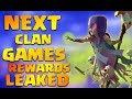 NEXT CLAN GAME REWARDS LEAKS | 24TH APRIL - 30TH APRIL | CLASH OF CLANS