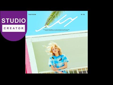01. 태연 (TAEYEON) - Why (Audio)