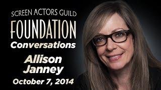 Conversations with Allison Janney
