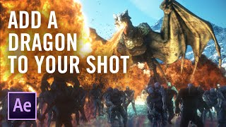 Cheap Tricks | Adding A Dragon To Your Shot - Game of Thrones VFX Part 4