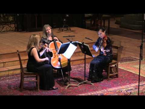 Trio Arkel, Jean Sibelius  Suite in A major, Menuetto
