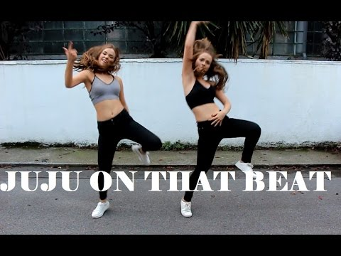 Juju On Dat Beat - TWINS DANCING ! #TZAnthemChallenge