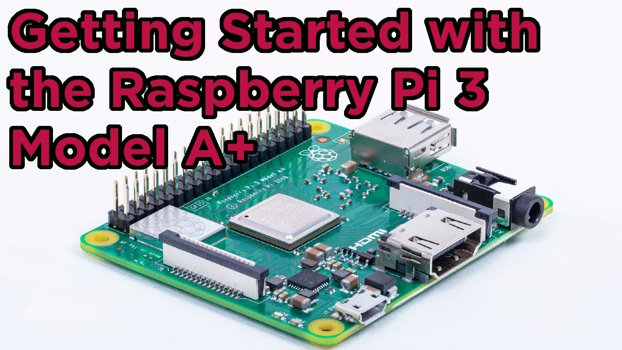 Pi guide a beginner's guide to get started with raspberry pi as.
