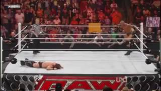 WWE Randy Orton Top 10 Punt kick of all time.