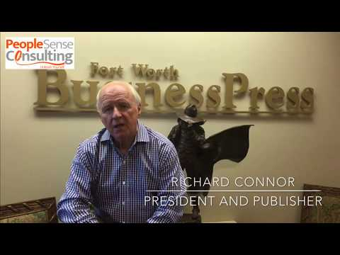 Richard Connor speaks about PeopleSense Consulting