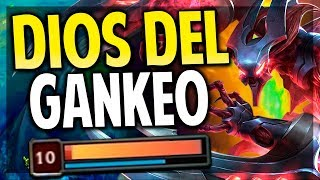 Baixar ¡EL MEJOR GANK A NIVEL 6! | CAMPEON FREE ELO! | NOCTURNE JUNGLA | League of Legends