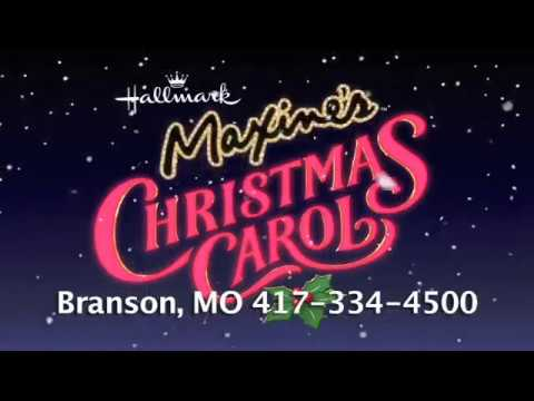 Maxine's Christmas Carol Live at The Andy Williams PAC