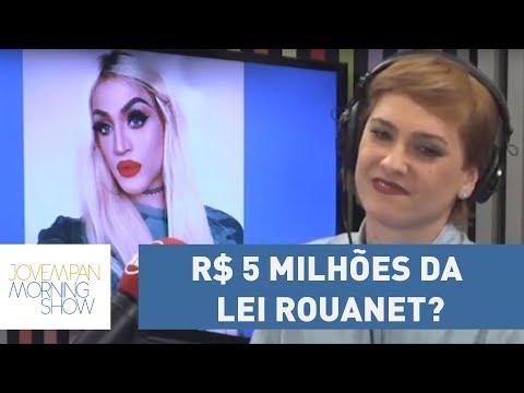 Pabllo Vittar Vai Ou Não Vai Receber R$ 5 Milhões Da Lei Rouanet?