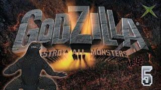 "Part 05 ""Godzilla 2000"" - Godzilla: Destroy All Monsters Melee [Xbox]"