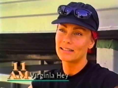 Virginia Hey - 11am Interview (Signal One)