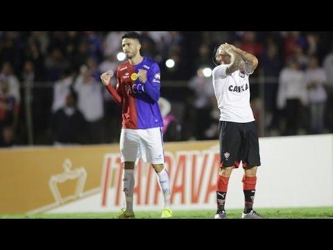 Paraná 0 x 0 Vitória-Copa do Brasil 2017