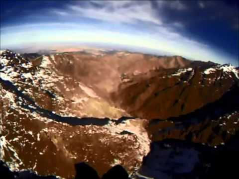 GoPro 3 Black - Toubkal Hike & Fly Dec 2012 mp4