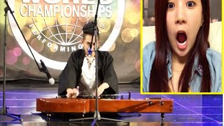 Repeat youtube video เก่ง ธชย ทำแบบนี้ !! ชาวต่างชาติ ถึงกับตะลึง???World Championships of Performing Arts 2016