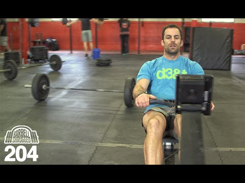 Aerobic Training for CrossFit: How to Improve Pacing, Breathing and Recovery - 204