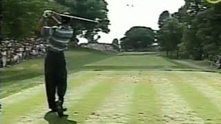 Tiger Woods - 2002 PGA Championship - 1st Round Highlights