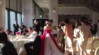 24k Magic Japanese Wedding Dance 結婚式のイベント
