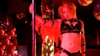 Anastasia Sokolova: Pole Dance on Fire & Clic Rock - extended version