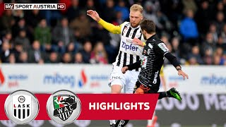 Highlights: tipico Bundesliga, 29. Runde: LASK - Wolfsberger AC 3:0