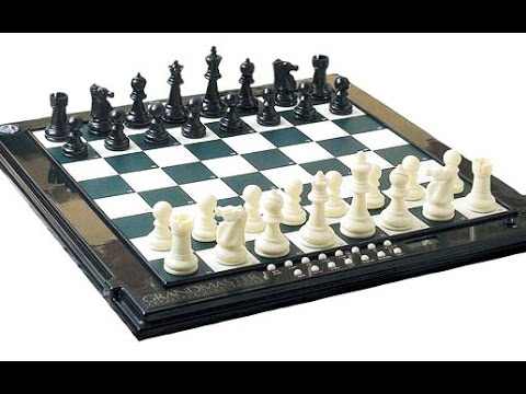 Grandmaster Excalibur Chess Computer Review