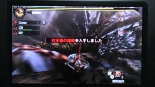 Repeat youtube video MH4 ダラ・アマデュラ 攻略 やさしい片手剣
