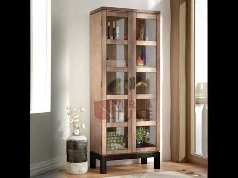 Desain Lemari Hias Minimalis Ruang Tamu Kecil Furniture