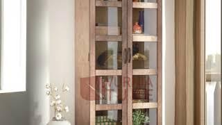 Desain Lemari Hias Minimalis Ruang Tamu Kecil || Furniture Minimalis
