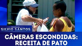 Receita de Pato   Câmeras Escondidas (10/06/18)