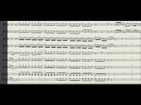 G.F. Handel - Arrival of the Queen of Sheba