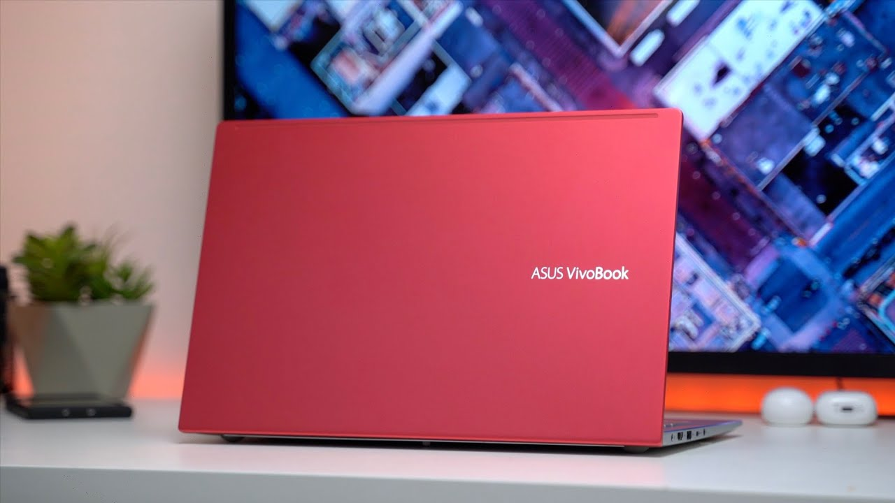 Asus Vivobook S14 : Bukan Laptop Mahal, Tapi Tetep Stylish.