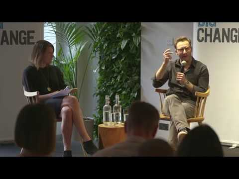 Simon Sinek in conversation with Big Change - Education as an Infinite Game