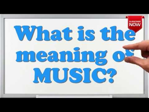 What is the full form of MUSIC?