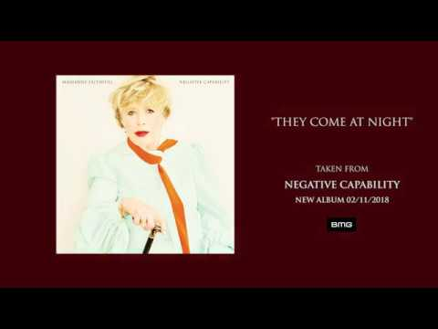 Marianne Faithfull - They Come at Night (Lyric Video) Mp3
