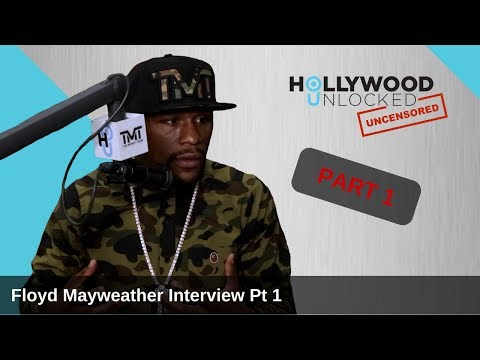 Floyd Mayweather talks How McGregor Fight Happened & Fight Outfit Pt. 1