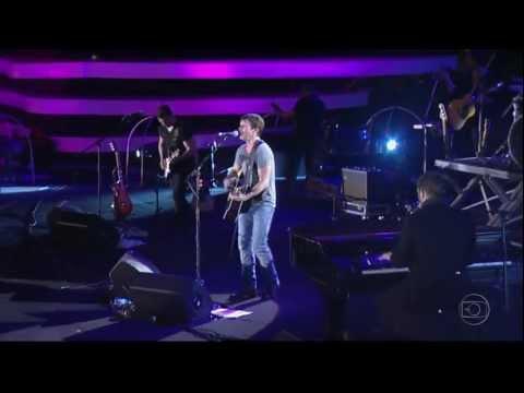 [HD] James Blunt - You're Beautiful | Festival De Verão De Salvador 2012