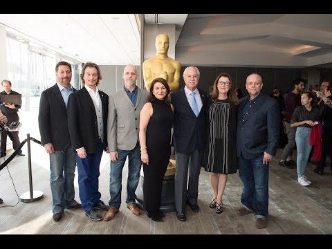 Oscar Week 2015: Makeup and Hairstyling Symposium