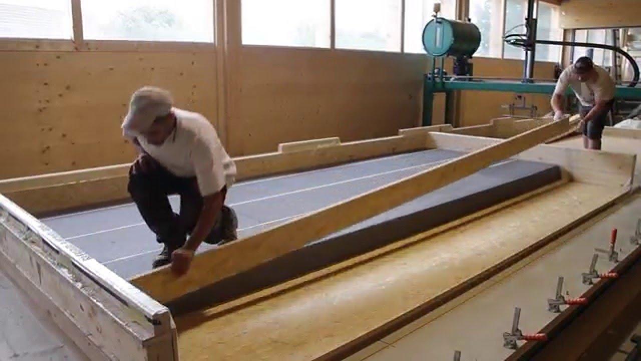 SIP Panel in Vacuum Press