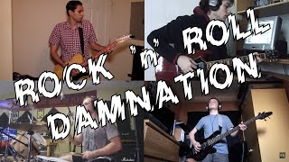 AC/DC fans.net House Band: Rock 'n' Roll Damnation