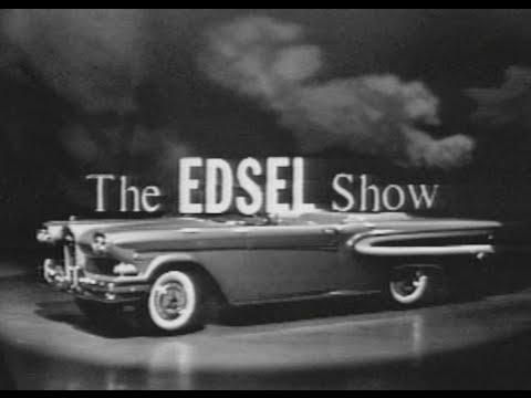 The Edsel Show - CBS-TV (October 13, 1957)