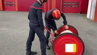 JSP - Concours de manoeuvre incendie
