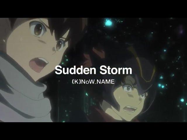 『灰と幻想のグリムガル』第11話挿入歌「Sudden Storm」(K)NoW_NAME《アニメMV》