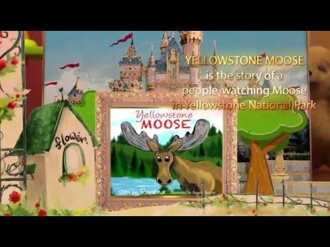 Yellowstone Moose