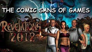 Revelations 2012 - Part 2 - Stunned