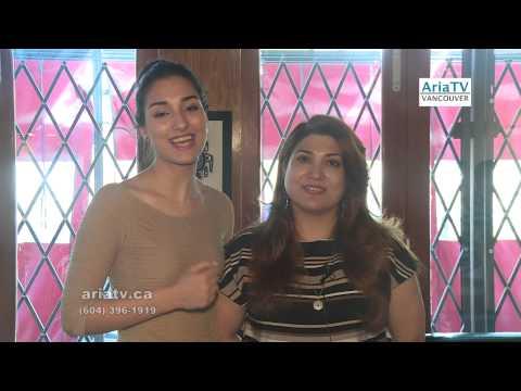 AriaTV Vancouver (02 MAY 2015) برنامه هفتگی تلویزیون آریا - ونکوور کانادا- تهیه کننده: رامین محسنی