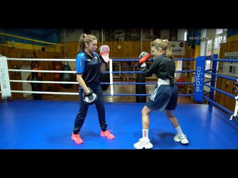 Телеканал Новий Чернігів: Як вам жіночий бокс?  Діагноз спортсмен