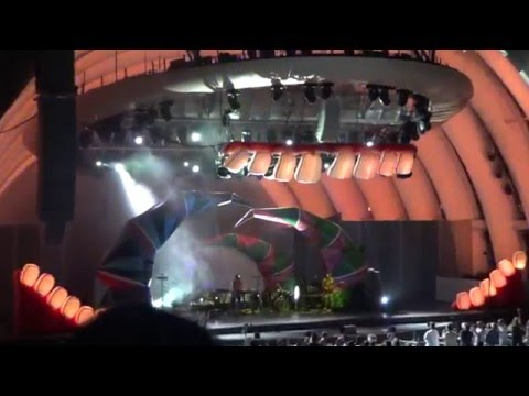 """Animal Collective """"Brother Sport"""" @ Hollywood Bowl 9/23/12"""