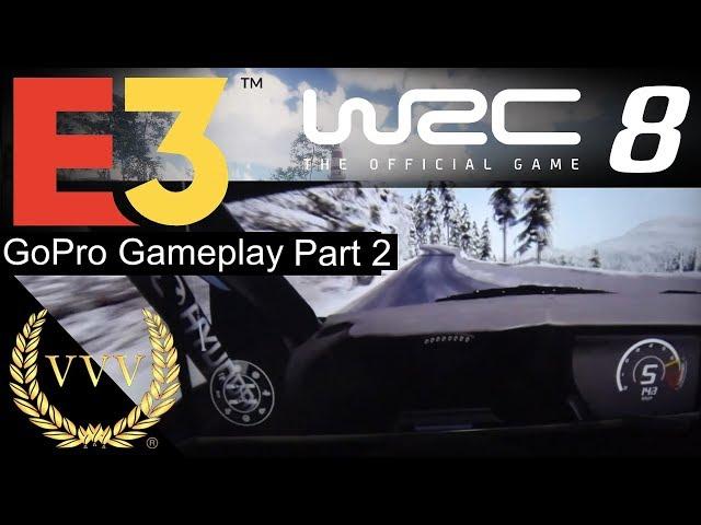 WRC 8 - GoPro Part 2 Monte Carlo - E3 2019