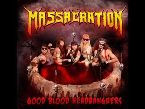 Massacration - The Hymn of Metal Land