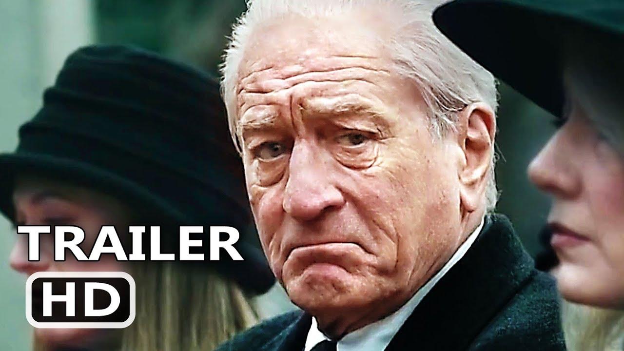 O Irlandês Trailer Brasileiro Legendado 2019 Robert De Niro Al Pacino Scorsese