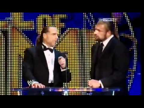 WWE Hall of Fame 2012 - Full Show - YouTube