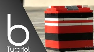 Lego Puzzle Box: Slift | Tutorial